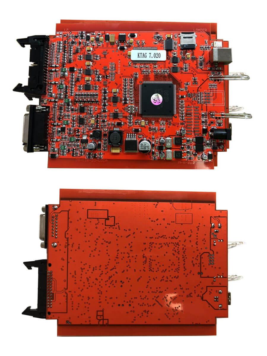 New Version K-TAG ECU Programmer