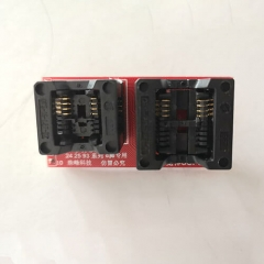 2-in-1 IC Programming Socket SOP8 to DIP8