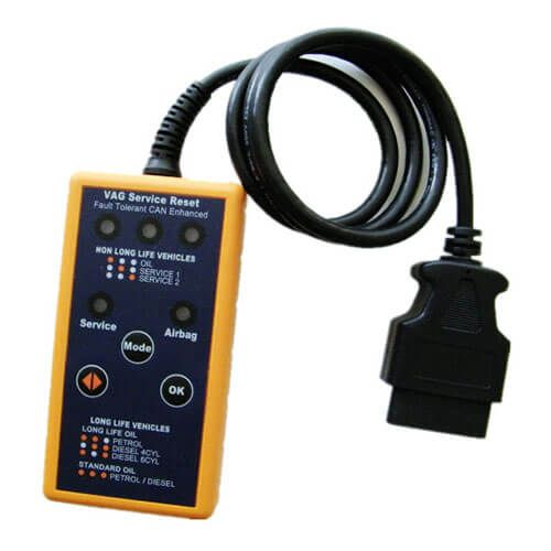 VAG SLR Service Light Reset OBD Tool VW Audi UP to 2012