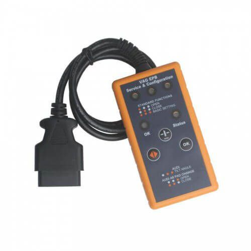 VAG EPB Service Tool Electronic Park Brake VW Audi UP to 2012