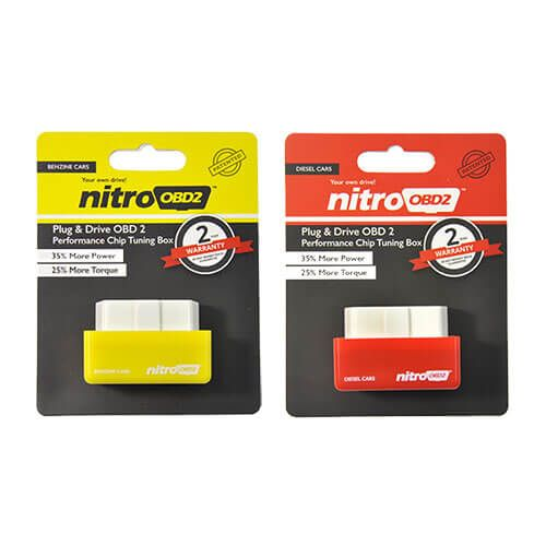 NitroOBD2 Performance Chip Tuning OBD Interface