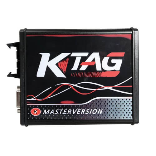 (Red PCB) KTAG EU Online Version Car ECU Tuning Tool Token Unlimited
