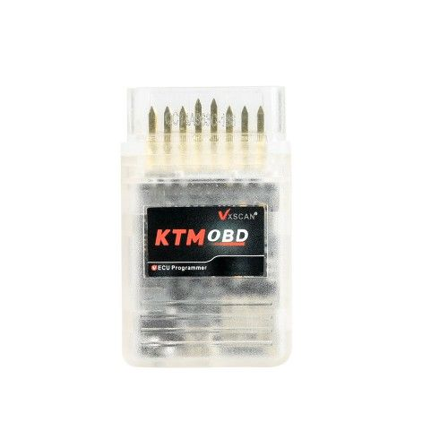 KTMOBD ECU Programmer & Gearbox Power Flashing via OBD Interface