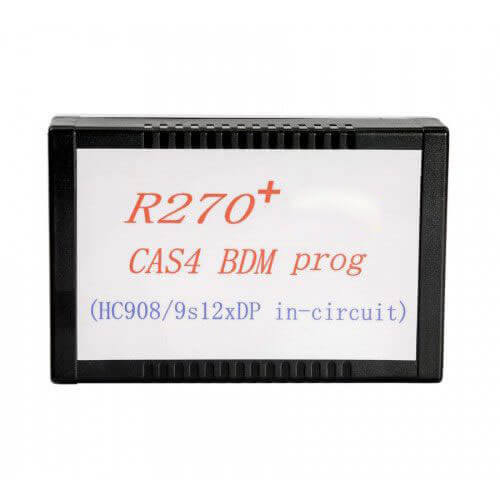 R270+ BMW BDM Programmer Read/Write CAS4 35080 Chips
