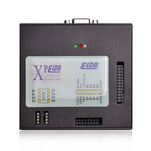 XPROG-M X-PROG Box ECU Chip Programmer Full Set with Adapters