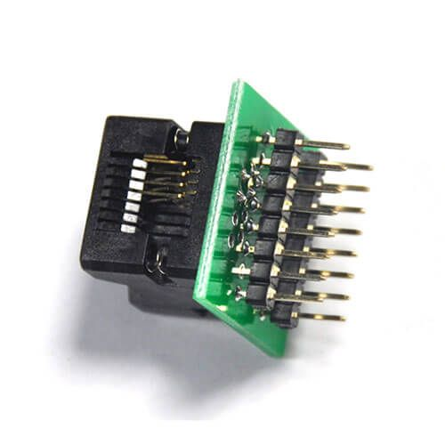 SOP8-DIP16 MCU IC Test Socket Chip Programming Adapter