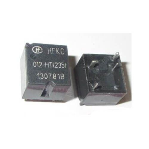 HFKC 012-HT(235) Relay 4 Pins for Buick Excelle GT Headlights