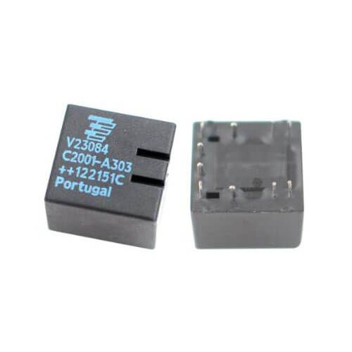 V23084-C2001-A303 Relay 10 Pins for Buick Central Locking