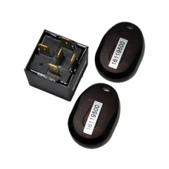 RF-MH Car Ignition Relay Invisible Lock with 2 Remotes for  Benz, BMW VW Audi