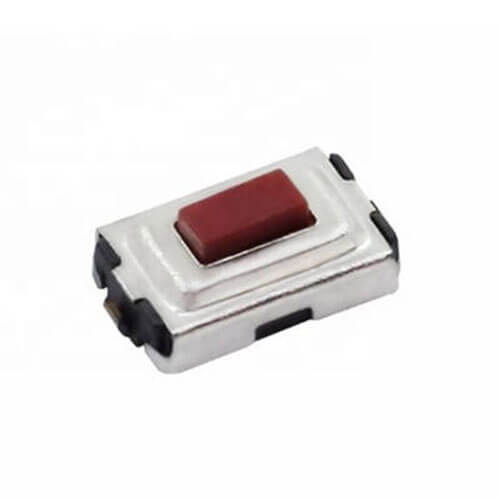 Button Tactile Switch Fiat 3.7X6X2.5H