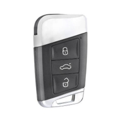 VW Smart Remote Key 3 Buttons 315MHz/ 434MHz - FOB for Magotan Superb A7 Passat B8 2015-2018