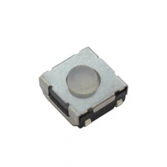 Button Tactile Switch Re-nault Silicon 6.2X6.2X3.5H