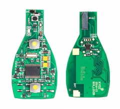 Mercedes BGA Electronic Board for Benz Smart Remote Key Fob 3 Button (Panic) 315MHz/ 433MHz