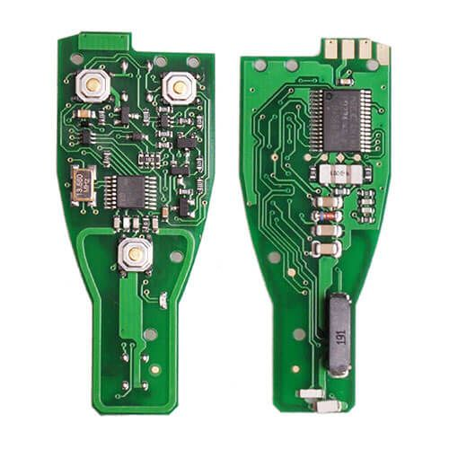 Mercedes NEC Remote Board for Benz Smart Key Fob 3 Button 315MHz/ 433MHz