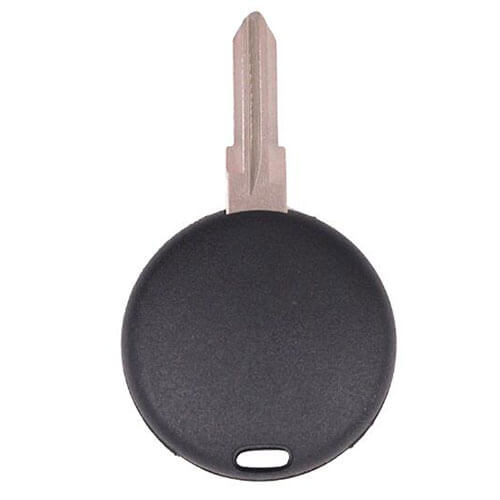 1pc 3 Button Remote Key Fob Case Shell For For Mercedes Benz Smart Two 450