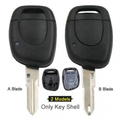 Renaul*t Kangoo Remote Key Shell 1 Button for Twingo Clio Master