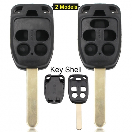 2011-2013 Hond*a Odysse*y Remote Key Shell 5/ 6 Buttons Fob