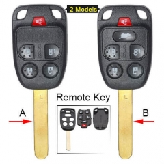 2011-2013 Hond*a Odysse*y Remote Key 313.8MHz 5/ 6 Buttons Fob -N5F-A04TAA