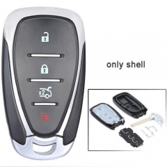 Chevrole*t Smart Key Remote Shell 4 Buttons for Malibu Cruze Spark Cmaro