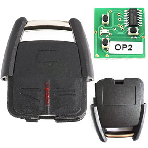 GM Remote Transmitter 433.92MHz 3 Buttons for Opel Vauxhall Astra Zafira Omega Vectra -24424728