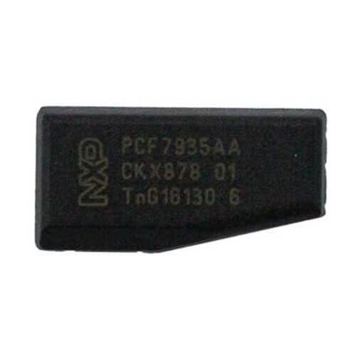 ID45 Carbon Chip Transponder Precoded for Peugeo*t Ignition Keys