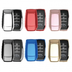 Aeleo A112 TPU Smart Key Cover Case for Toyot*a Camry Keyless Entry Remote Fob