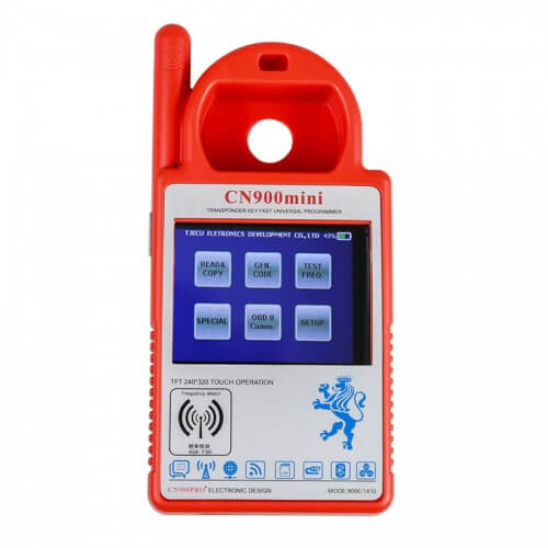 CN900Mini CN900 Mini Transponder Key Programmer Support 4C 46 4D 48 G Chips