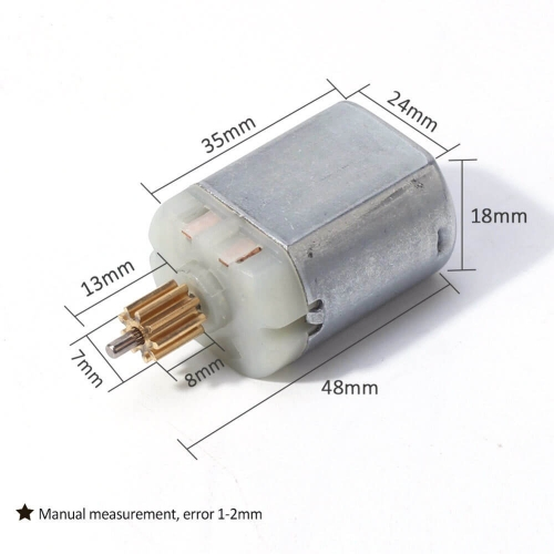 9 Teeth Ford Car Trunk Lid Luggage Door Lock Motor for Escape Kuga Focus C-max Escort Fusion