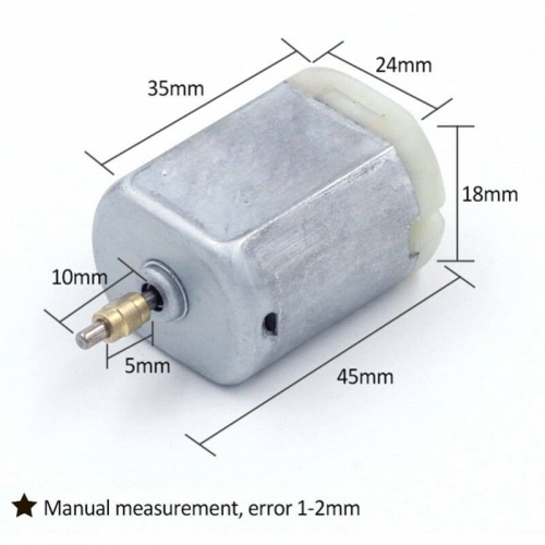 Toyot*a Car Center Door Lock Actuator DC Motor for LAND CRUISER PRADO COROLLA ALTIS Lexus 51677KN 200 CW