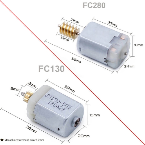 Car Door Lock Motor Central Locking Motor for Landrover/Ranger Rover/Jagua*r/Ford/Volvo