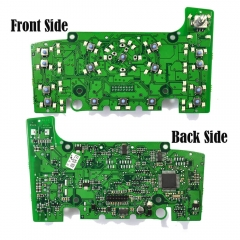 2005-2009 Audi Q7 A6 MMI Radio Buttons Control Module Circuit Board E380 with Navigation