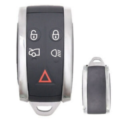 Jagua*r XF Keyless Entry Remote Key Transmitter fob 5 Buttons 315Mhz /433MHz