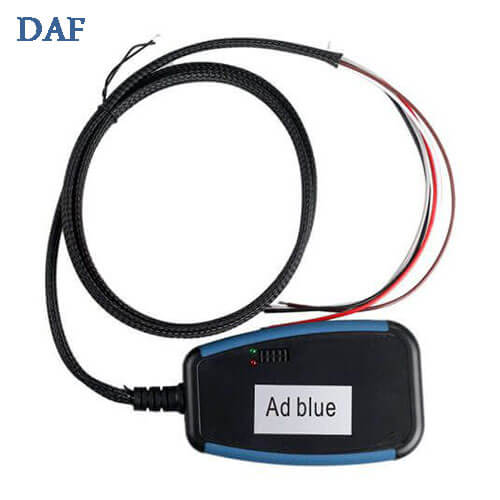 Truck Adblue Emulator Box for IVECO EURO 4/5 Heavy Duty Vehicles