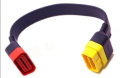 LAUNCH PRO3S+ OBD2 EXTENSION CABLE 16PIN MALE TO 16PIN FEMALE OBD CONNECTOR