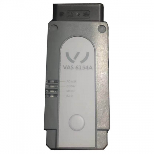 Original VAS 6154A VAG OBD Interface +Latest ODIS Service Diagnostic Software