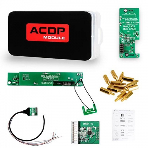 Yanhua Mini ACDP Module1 for BMW CAS1 CAS2 CAS3 CAS4 CAS4+ IMMO Key Programming and Odometer Reset Via OBD