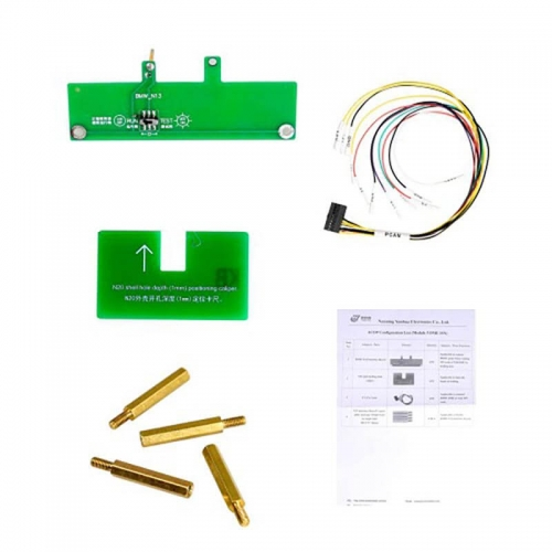 Yanhua Mini ACDP Module 3 for BMW ISN Support Reading/writing BMW DME ISN ( Necessary when all-key-lost).