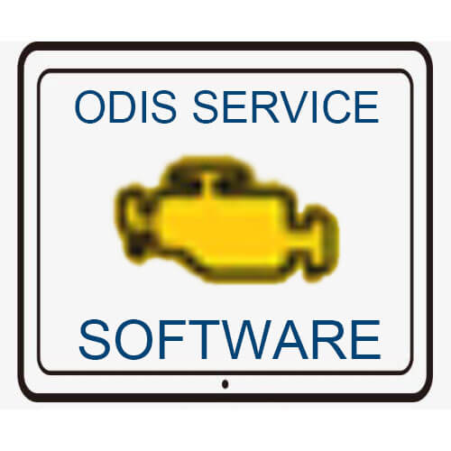 New ODIS Service Software ODIS-S Full VAG Brands