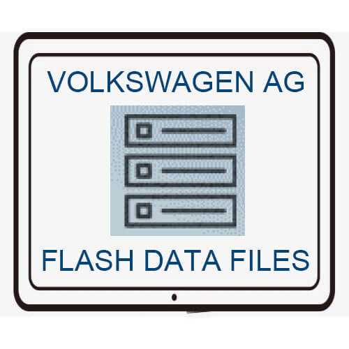 VAG ODIS Flash Data File - 1 Part Number