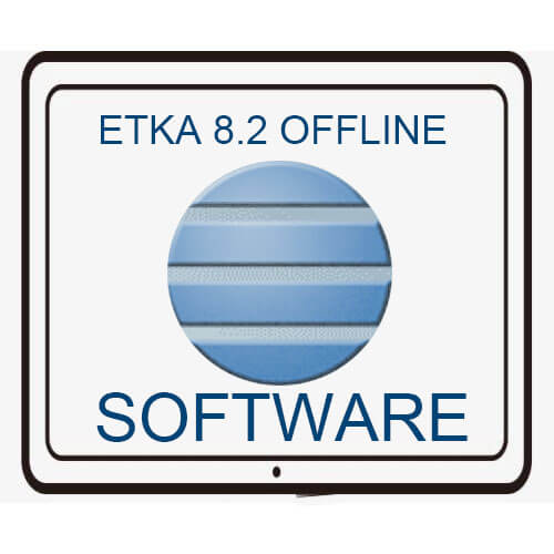 ETKA 8.2 Offline - VAG Car Electronic Parts Catalogue